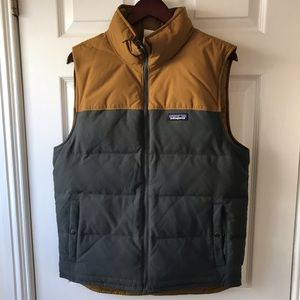 PATAGONIA VEST, SZ. MEDIUM, TRULY AWESOME